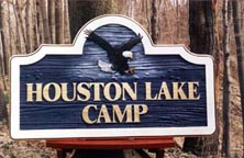 Houston Lake Camp