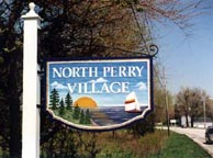 North Perry Sign