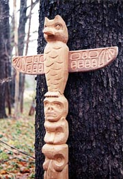 Small Totem Pole